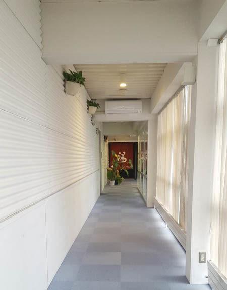 浦島の魅力6.建築家・北山恒さんデザインの南の館